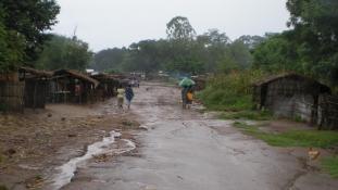 Lassan indul a várva várt esős évszak Malawiban