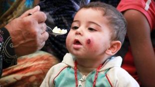 Minden fillér számít – Új app a szíriai gyerekekért