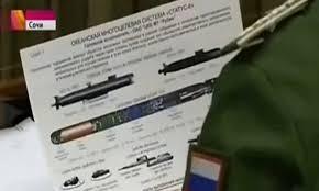 Titkos atomtorpedót mutattak be az orosz állami tévék – véletlenül