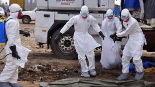 Visszatért az ebola Libériába