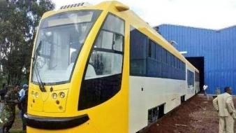 Magyar villamos lesz Etiópiában