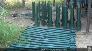 A szélsőségeseknek már saját rakétagyáruk van