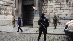 Közvetlen terrorveszély Brüsszelben