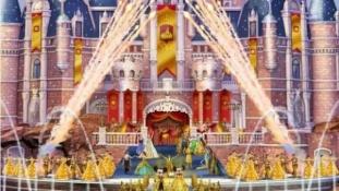 Ilyen lesz a Sanghaj Disneyland