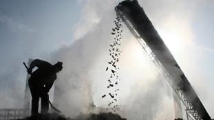 Kínában 21-en égtek el a bányatűzben