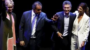 Döntetlenre végződött az argentin elnökjelöltek vitája