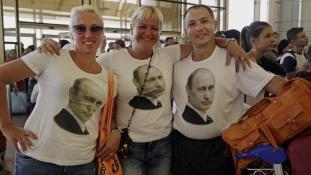 Az orosz turisták nem félnek – 80 ezren maradnak Egyiptomban