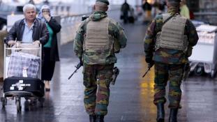 A hatóságok lezárták Brüsszelt – 2. nap
