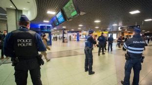 Brüsszel – marad a legmagasabb terrorkészültség