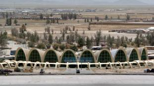 Felszabadult a kandahári reptér