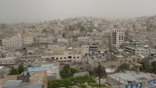Újabb késelés volt Hebronban