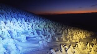 7+1 kép a téli Japánról, melyeket neked is látnod kell