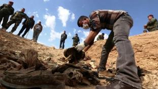 Rejtélyes sírokat tártak fel Kenyában