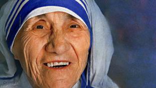 Hivatalos: csodát tett Teréz anya