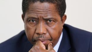 Megkérdőjelezték a zambiai elnök nemi irányultságát (videóval)