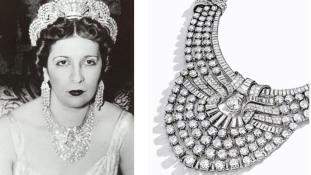 Elveszettnek hitt egyiptomi királyi gyémántok egy árverésen