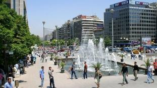 Ankara belvárosában robbantottak volna – őrizetbe vették őket