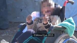 Taigetosz: Down-kóros gyerekeket gyilkol az ISIS Moszulban