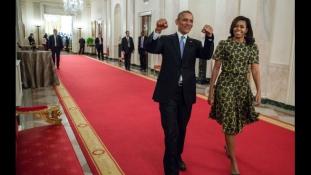 Ez Obama kedvenc idei zenéje