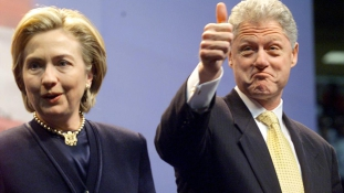 HIV-tesztre küldte a felesége Bill Clintont