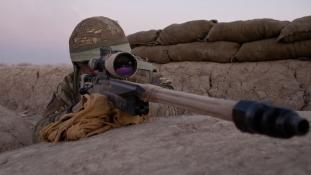 Mesterlövész – három golyó végzett öt terroristával Irakban