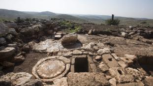 Ókori tanyának örülnek a régészek