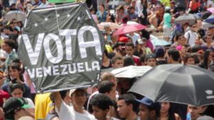Veszélyben a baloldali többség Hugo Chavez országában