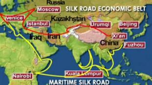 Az új Selyemút – pörög a kínai diplomácia
