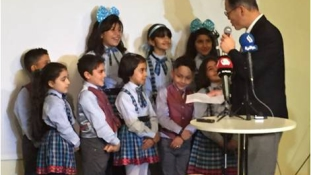 Japán stílusú iskola Irakban