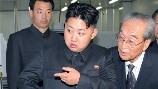 Diplomáciai eredményekre hajt Kim Dzsong Un