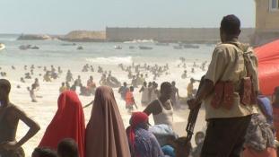 Barbár terrortámadás történt Mogadishuban