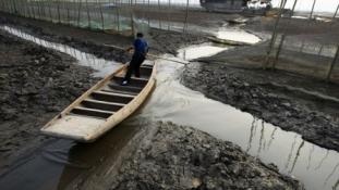 Óriási a vízhiány és a szennyezés Kínában