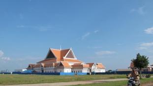 Rejtélyes észak-koreai múzeum nyílt Kambodzsában
