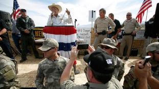 Lázadás Amerikában – fegyveres milícia foglalt el egy nemzeti parkot