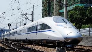 577 milliárd dollárt költenek vasútfejlesztésre Kínában