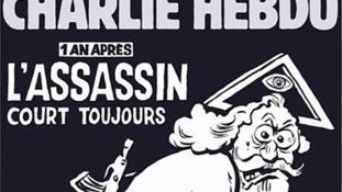 Mit tesz a címlapra a Charlie Hebdo az évfordulón?