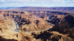 Holtan találtak két német nőt Afrika legszebb kanyonjában