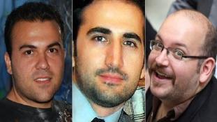 Fogolycsere: Genfbe érkeztek Iránból az amerikaiak