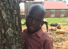 Árvaház Ugandában, a Magyar Afrika Társaság védőszárnyai alatt