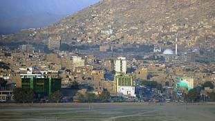 Robbanás Kabul központjában