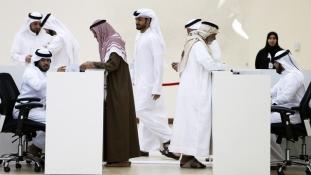 Újabb kis lépés a demokrácia felé a Közel-Keleten