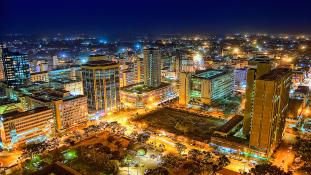 Nairobi a legélhetőbb város Afrikában