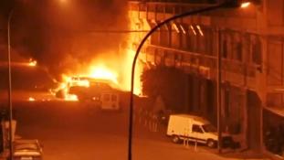 Túszdráma volt Burkina Fasó-ban