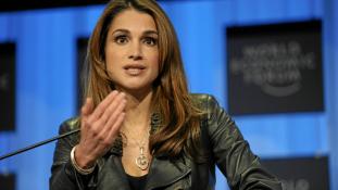 A jordán királyné és a Charlie Hebdo