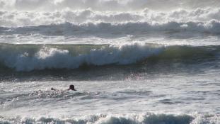 Szörf: az egyik legmenőbb téli sport