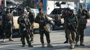Öngyilkos merénylő robbantott Afganisztánban