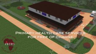 Közösségi adományozással a kapekei kórház megépítéséért
