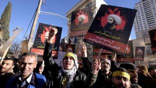 Bahrein is szakított Iránnal