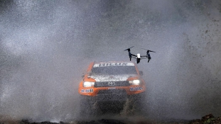 Heves esőzések miatt halasztották el a Dakar első szakaszát Argentínában