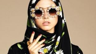 Csak csajoknak! Íme, a Dolce&Gabbana új abaja-kollekciója